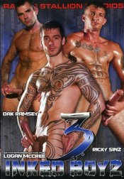 Inked Boyz 3, Raging Stallion