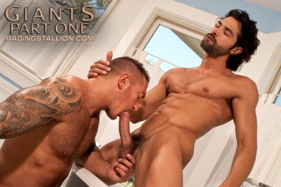 Raging Stallion, Giants 1