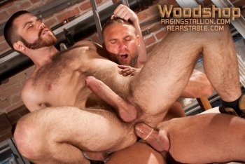 Raging Stallion, Woodshop